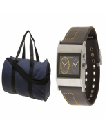 Joust Duffle Bag_Cruise Dual Analog Watch_1974609297