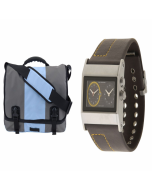 Push It Messenger Bag_Cruise Dual Analog Watch_1588082759