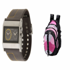 Endeavor Daytrip Backpack_Cruise Dual Analog Watch_1895022660